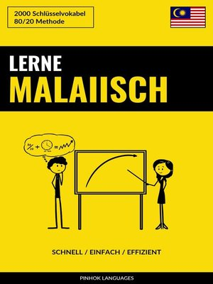 cover image of Lerne Malaiisch