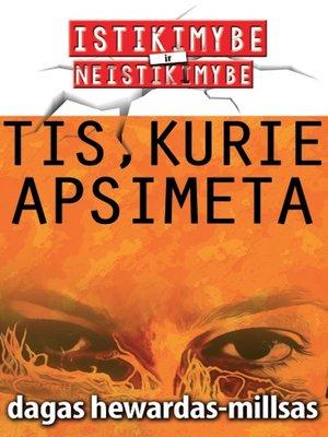 cover image of Tie, kurie Apsimeta