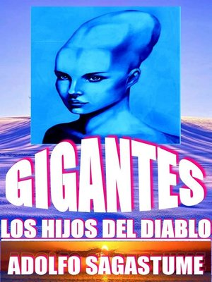 cover image of Gigantes, los Hijos del Diablo