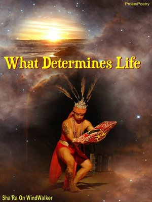 cover image of What Determines Life