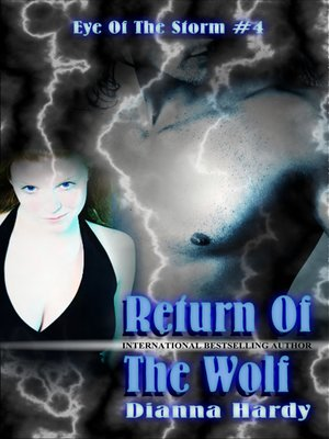 cover image of Return of the Wolf (Eye of the Storm #4)