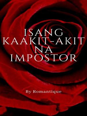cover image of Isang Kaakit-akit na Impostor