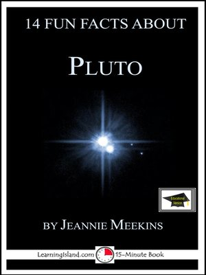 cover image of 14 Fun Facts About Pluto