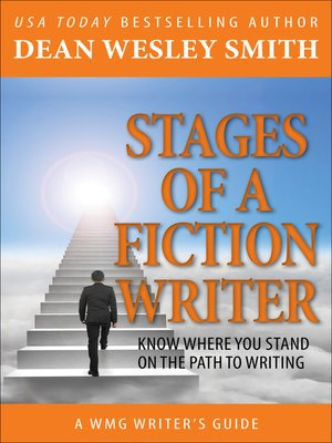 cover image of Stages of a Fiction Writer