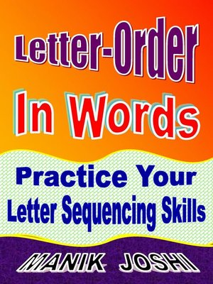 cover image of Letter-Order In Words