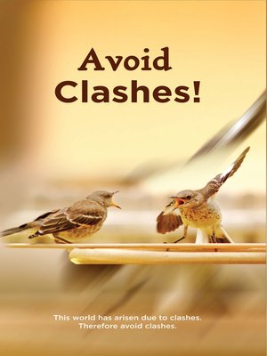 cover image of Avoid Clashes