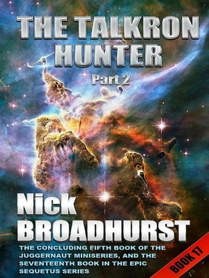 cover image of The Talkron Hunter Part 2