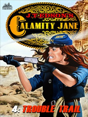cover image of Calamity Jane 4