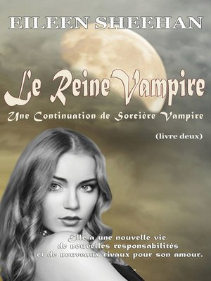 cover image of La Reine Vampire