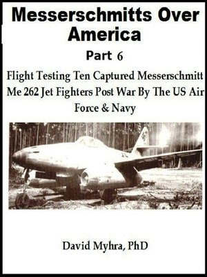 cover image of Messerschmitts Over America-Part 6