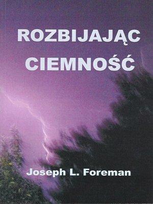 cover image of Rozbijając Ciemność