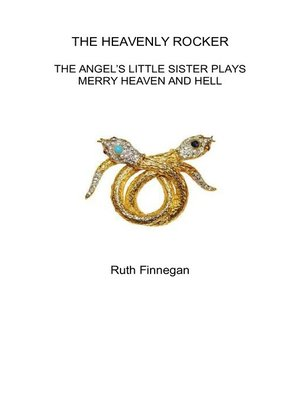 cover image of The Heavenly Rocker the Angel's Little Sister Plays Merry Heaven and Hell