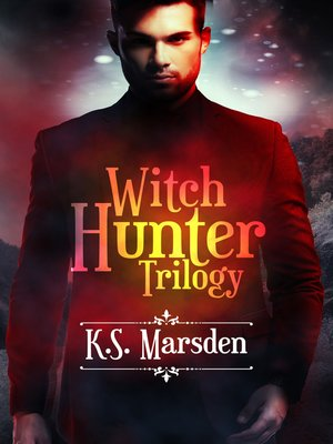 cover image of Witch-Hunter Trilogy