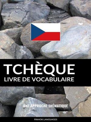 cover image of Livre de vocabulaire tchèque