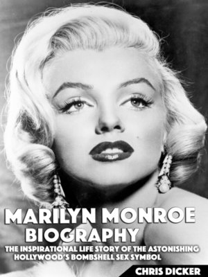 cover image of Marilyn Monroe Biography