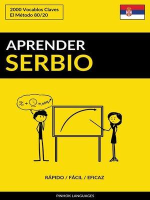 cover image of Aprender Serbio