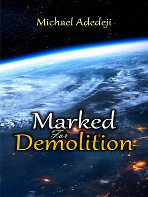 cover image of Marked for Demolition