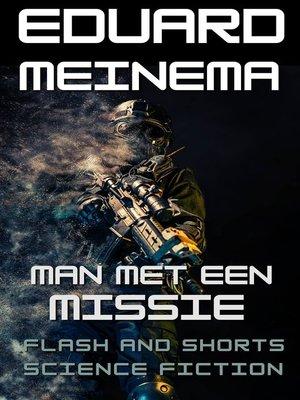 cover image of Man met een missie
