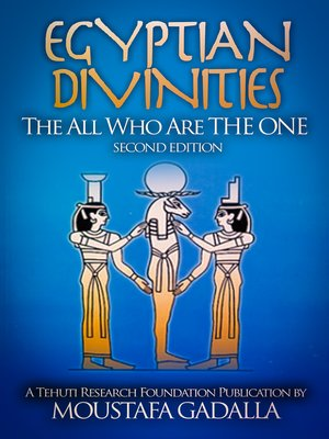 cover image of Egyptian Divinities