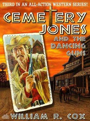 cover image of Cemetery Jones 3