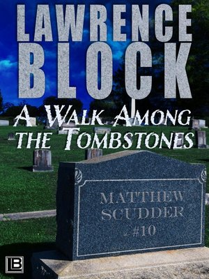 cover image of A Walk Among the Tombstones