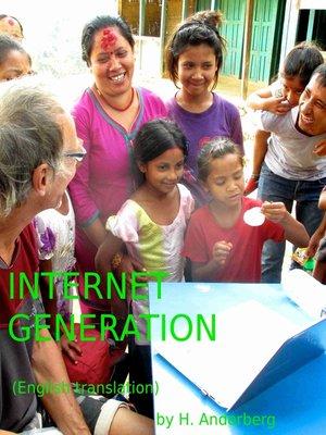 cover image of Internet Generation (English)