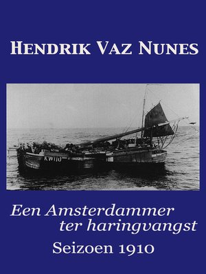 cover image of Een Amsterdammer ter haringvangst