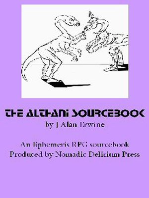cover image of The Althani Sourcebook