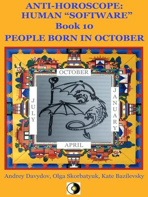cover image of People Born In October
