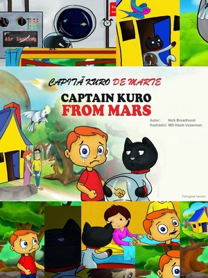 cover image of Capita Kuro De Marte