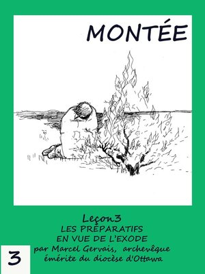 cover image of Montée -Leçon 3 Les Préparatifs en Vue de L'Exode