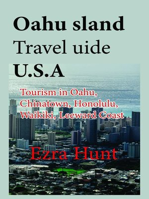 cover image of Oahu Island Travel Guide U.S.A
