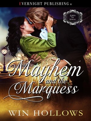 cover image of Mayhem and the Marquess