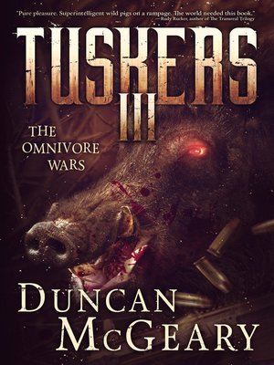 cover image of Tuskers III