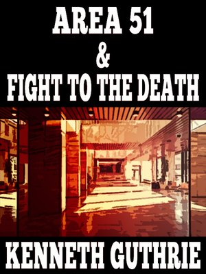 cover image of Area 51 and Fight to the Death (Two Story Pack)