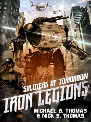 cover image of Irons Legions