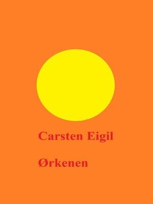 cover image of Ørkenen
