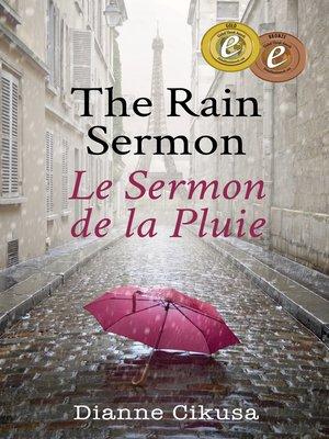 cover image of The Rain Sermon