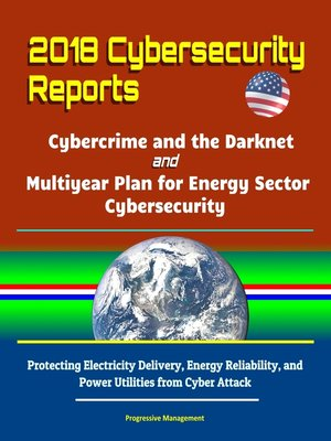 cover image of 2018 Cybersecurity Reports