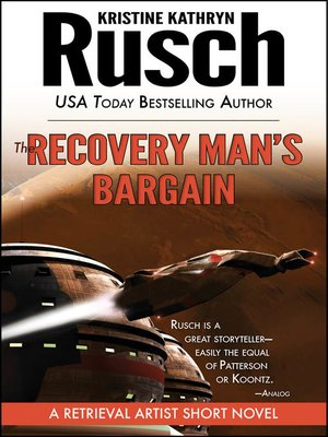 cover image of The Recovery Man's Bargain