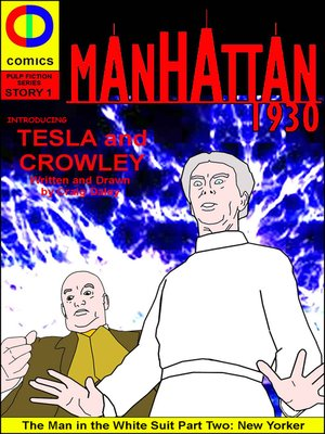 cover image of Manhattan 1930 Part Two