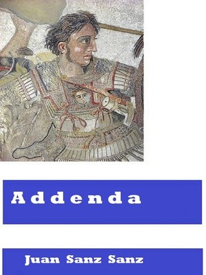 cover image of Addenda