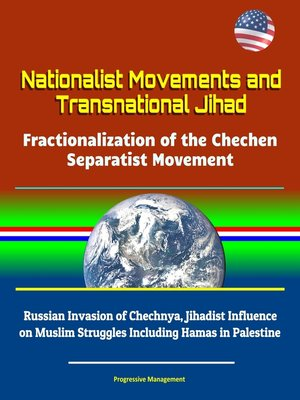 cover image of Nationalist Movements and Transnational Jihad
