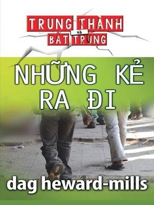 cover image of Những Kẻ Ra Đi