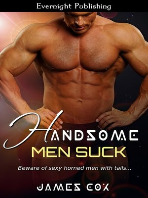 cover image of Handsome Men Suck