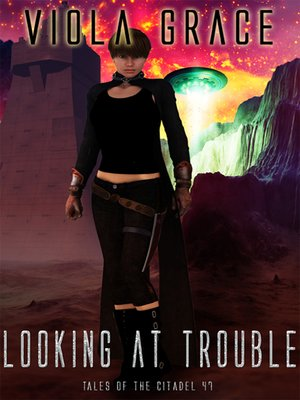 cover image of Looking at Trouble