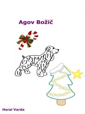 cover image of Agov Božič