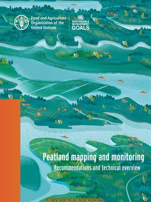 cover image of Peatland Mapping and Monitoring