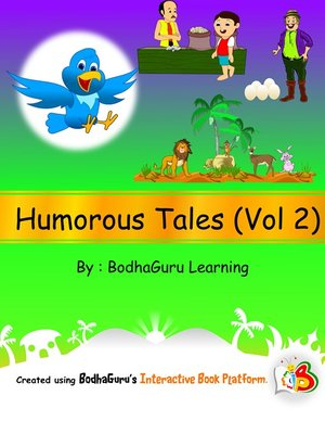 cover image of Humorous Tales (Vol 2)