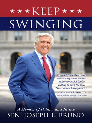 cover image of Keep Swinging